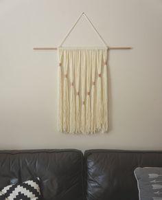 Modern Tapestry by LittleByrds on Etsy, $45.00 #home #decor