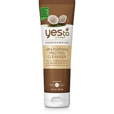 Yes to Coconut Ultra Hydrating Melting Cleanser (I want to try all the Yes To Coconut stuff)