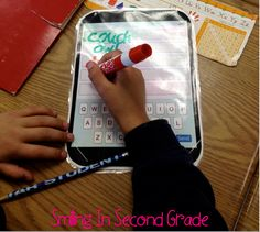 Smiling in Second Grade: Word Work...free and awesome.