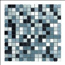 Misty Black / Grey Mix Mosaic