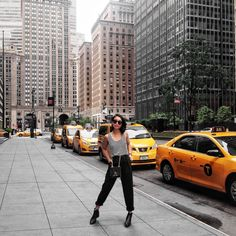 How to: NYC in a Day (Summer)