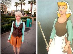 DisneyBounding is when Disney fans dress up as contemporary versions of their favorite characters. It's basically closet cosplay at its finest - prepare swoon with jealousy.