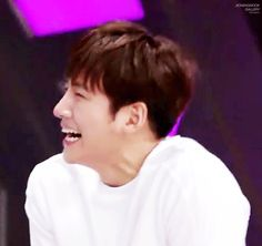 Ji Chang Wook has the happiest laugh :D