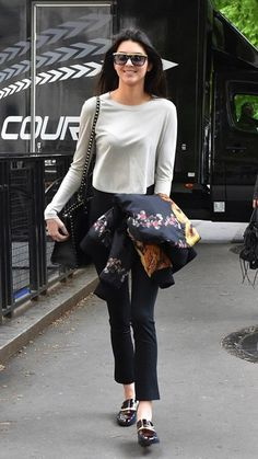 Kendall Jenner Paris France May 20 2014