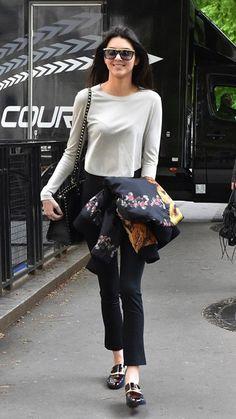 Kendall Jenner Paris France May 20 2014