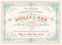 Molly Invitation