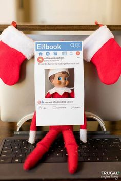 Check out some of the best (must have) Elf on the Shelf Props, plus grab these three incredibly cute Elf Social Media Photo Booth Props Boards. Visit for daily Elf on a Shelf Ideas and the best Elf on the Shelf Facebook Groups and Pinterest Boards. #FrugalCouponLiving #ElfontheShelf #ElfontheShelfIdeas #ElfIdeas #funnyelfideas #funnyelfontheshelf #elfprintables #freeelfprintables #printables #freeprintables #ElfonaShelf Christmas Games, A Christmas Story, Christmas Eve, The Elf, Elf On The Shelf, Instagram Photo Booth, Christmas Scripture, Elf Toy, Quick Print