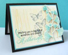 Stamping & Sharing: Happy Birthday Mother