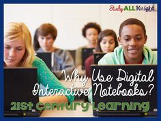 Why Use Digital Notebooks? Get started now!