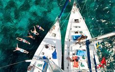 Want to win a week on a party yacht in Croatia? Click here to find out more...