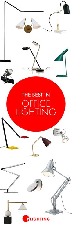 133 Best Modern Office Lighting Ideas