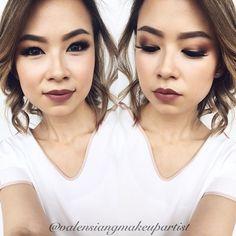 fabulous vancouver wedding #motd #arinamidad #anastasiabeverlyhills #anastasiabrows #wakeupandmakeup #roseandben #pinkperception #instabeauty #inssta_makeup #belajarmakeup #lesmakeup #makeupfanatic1 #makeupgeek #makeupartistjakarta #makeupartistworldwide #vancouverbride #vancouvermakeupartist #asianeyes #asiansmokeyeyes #bbloggerid #beautybloggerid #jktmua #pangfouathor #macwhirl by @valensiangmakeupartist  #vancouverwedding #vancouverweddingmakeup #vancouverwedding