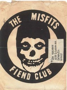 eeeeeeeppppp!!!! lurve The Misfits <3