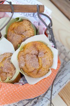 My Lovely Food: Muffins crujientes de boniato y canela (Cinnamon-Crunch Sweet potato Muffins)