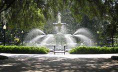 Savannah, Ga.beautiful city went to Savannah 18 years ago. want to go back