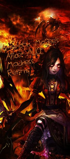 American McGee's Alice: Alice Madness Returns
