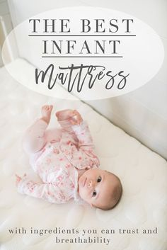 Nook's Pebble Mattress: The best infant mattress. It's one of my top ten items to have on your baby registry list! Baby Registry List, Baby Registry Must Haves, Best Baby Cribs, Baby Mattress, First Time Parents, Everything Baby, Baby Hacks, Parenting Hacks, Baby Kids