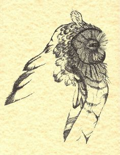 This is tattooed on my ankle. (Pen And Ink Owl Drawing Titled, Wise… Vintage Tattoo, Ink Artwork, Drawings, Owl Tattoo, Owl Sketch, Art, Inspirational Illustration, Owls Drawing, Artsy Tattoos