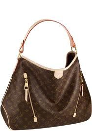Louis Vuitton bag - I love the outside zip pockets for keys, cell phone, etc., so you don't have to dig inside the purse