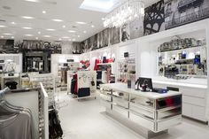 Forever New store by ACRD, Jakarta store design