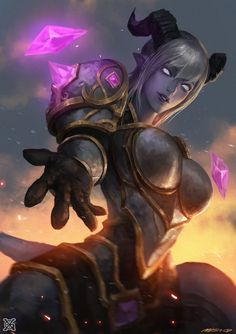 Yrel - World of Warcraft