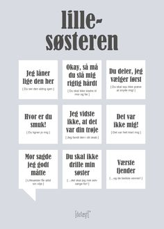 Funny Signs, Funny Jokes, Hilarious, You Funny, Really Funny, Life Memes, Life Quotes, Qoutes, Danish Words