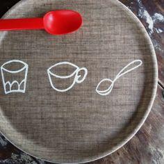 shop fog linen — Kids Linen Tray: Cutlery