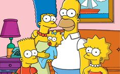 photos hd simpsons background