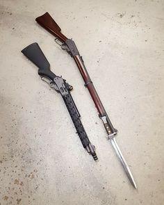 Scout Rifle, Rifles, Firearms, Shotguns, Guns Dont Kill People, Battle Rifle, Lever Action, Military Guns, Cool Guns