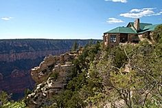 North Rim Grand Canyon. Harder to get to but so beautiful. One of my favorite places to visit.