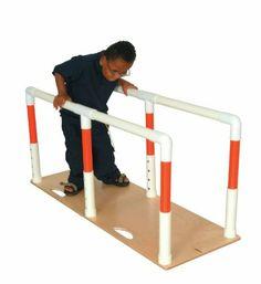 $135  Abilitations My PortaBars Long Parallel Bars - 47 Inches by Abilitations, http://www.amazon.com/dp/B0042SSQ20/ref=cm_sw_r_pi_dp_mYgKrb0V3MNDR
