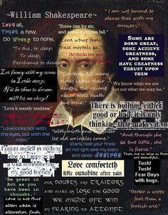 William Shakespeare #quotes