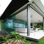 Triangle House In Costa Rica