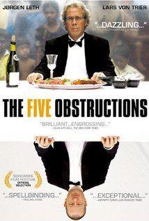 """The Five Obstructions"" (""Det perfekte menneske"")."