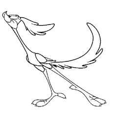 road runner Color book - Yahoo Image Search Results | coloring for ...