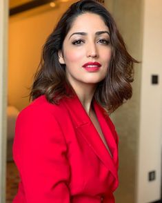 "Actress Yami Gautam, who is back after a visit to China for the premiere of her film ""Kaabil"", says she was surprised and overwhelmed to see the level of interest in Indian cinema in that country. Bollywood Gossip, Bollywood Girls, Bollywood News, Bollywood Stars, Bollywood Actress Hot Photos, Bollywood Celebrities, Actress Photos, Indian Celebrities, Yami Gautam Images"