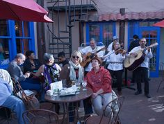 Audrey Davis Trio on Cinco de Mayo. One of our favorite holidays! Photo by Jim Cox
