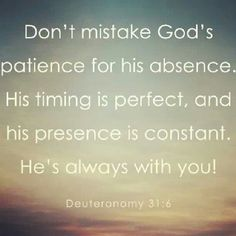 bible quotes about patience