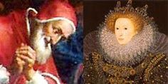 """On this day (Feb. 25th) in 1570, Queen Elizabeth I, despite being a Protestant, was excommunicated from the Catholic Church by Pope Pius V. As a confirmed heretic in contempt of the """"one true faith"""", Pius V had effectively absolved Catholic Europe of sin if they were to assassinate Elizabeth. -BeingBess http://beingbess.blogspot.com/2014/02/on-this-day-in-elizabethan-history_25.html IMAGE: By JW1805 on Wikimedia Commons."""