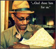 "Kidmia Foundation | ""God Chose Him for Us"""