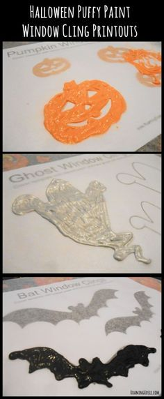 Fun  Free Halloween Coloring Pages Halloween craft, costume, and - halloween decoration printouts
