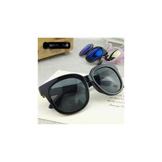 Round Sunglasses ($7.51) ❤ liked on Polyvore featuring accessories, eyewear, sunglasses, glasses, round frame sunglasses, round sunglasses, round lens sunglasses, lens glasses and round frame glasses