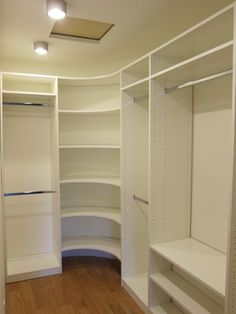 Master Bedroom Closet Storage and Closet Design Ideas, Pictures, Remodel & Decor