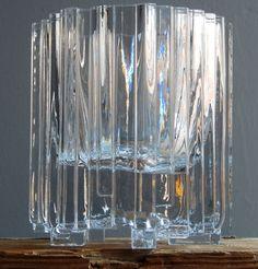 Tapio Wirkkala Clear Glass, Glass Art, Glass Ceramic, Marimekko, Glass Collection, Art Object, Modernism, Glass Design, Objects