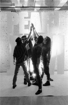 Pearl Jam Ten Sessions 91