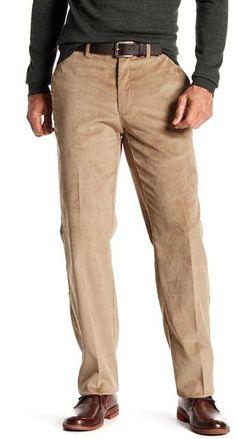 Peter Millar Nanoluxe Straight Leg Corduroy Pants
