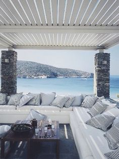 Dreamy terrace with a view - Luxury Abodes