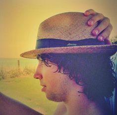 Beach dude, Dylan.
