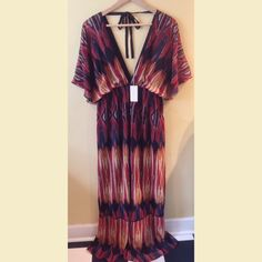 """Pretty Maxi Dress 