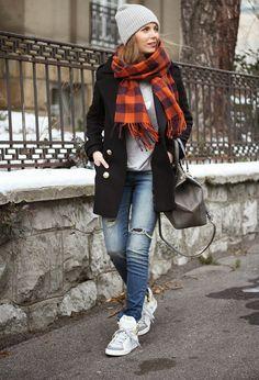 """street style winter 2015 - """"Google"""" paieška"""